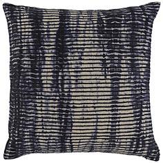 """Marni Indigo 22"""" Square Decorative Pillow"""