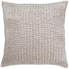 """Maison Pebble 20"""" Square Decorative Pillow"""