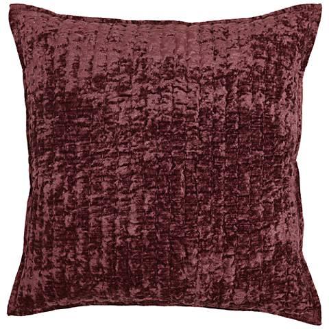 """Maison Port 20"""" Square Decorative Pillow"""