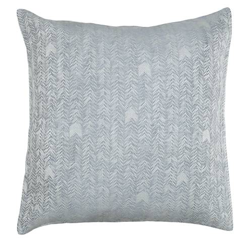 FH Storm and Ivory Fabric Pillow Sham