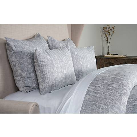 FH Storm and Ivory Fabric Duvet