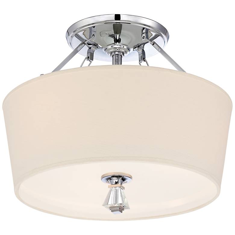 """Deluxe Collection 18"""" Wide Ceiling Light Fixture"""