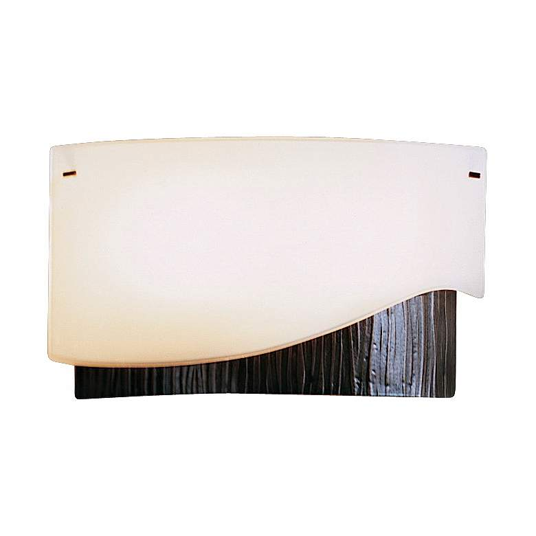 """Hubbardton Forge Impressions Right 7 1/2"""" High Wall Sconce"""