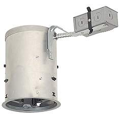 Insulated ceiling remodel housing recessed lighting lamps plus juno 5 ic remodeling recessed light housing aloadofball Images