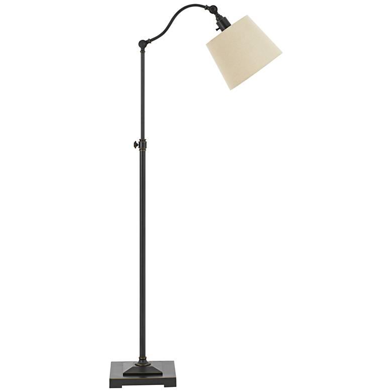 Pampano Oil Rubbed Bronze Adjustable Downbridge Floor Lamp