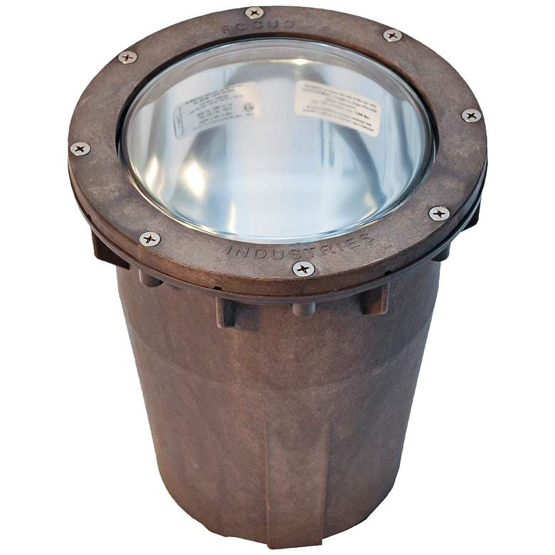 Composite Bronze LED Ground Well Light