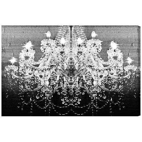 Oliver Gal Dolce Vita Canvas Wall Art