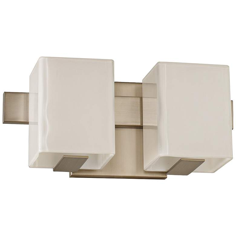 "Catalina 5"" High Chrome 2-LED Wall Sconce"