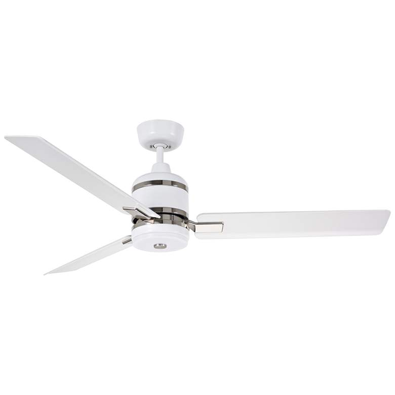 """54"""" Emerson Ideal Satin White LED Ceiling Fan"""