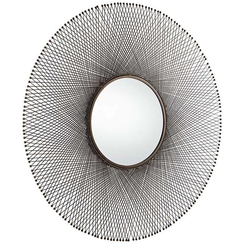 """Cyan Design Gabriela Antique Brass 45 1/2"""" Round"""