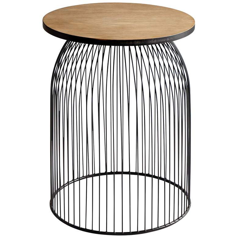 "Cyan Design Bird Cage 23 1/2"" Graphite Natural"