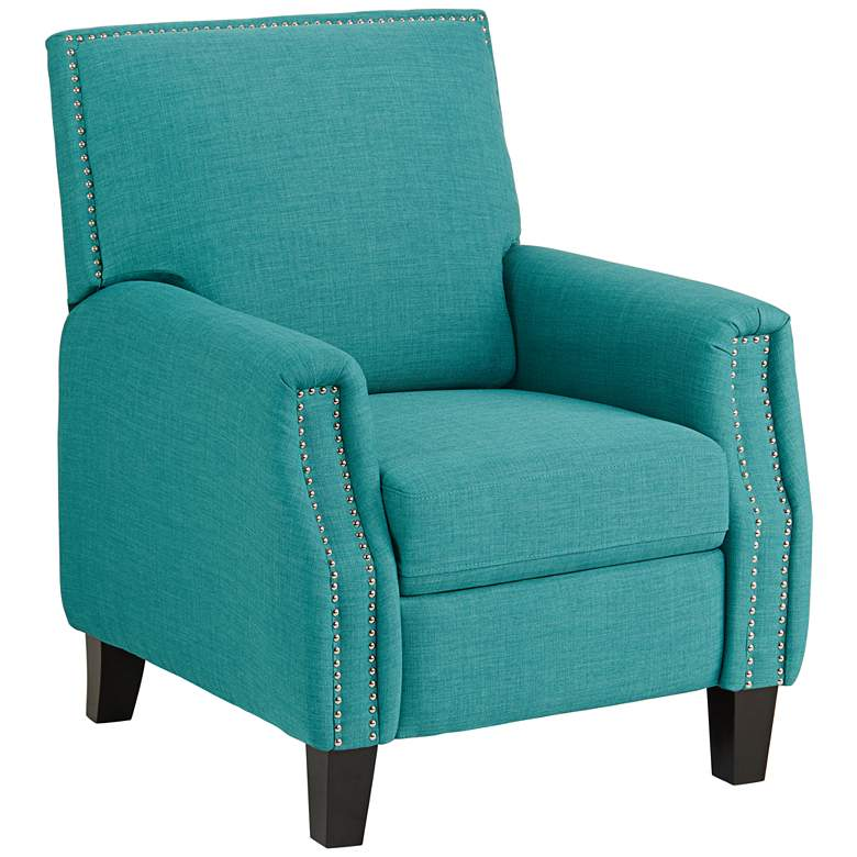 Romeo Heirloom Teal 3-Way Recliner Chair