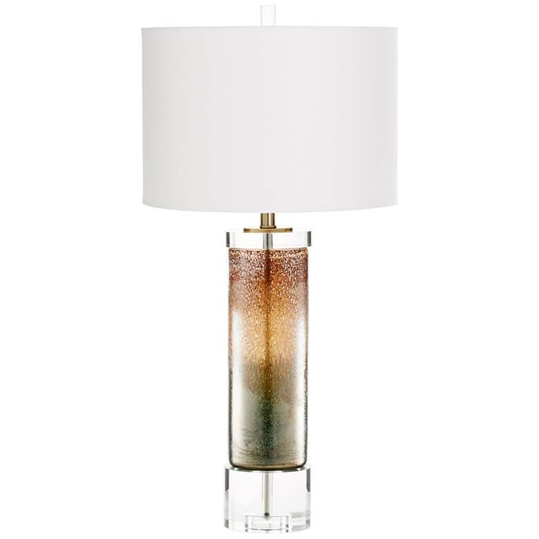 Cyan Design Stardust Lunar Brown Glass Table Lamp