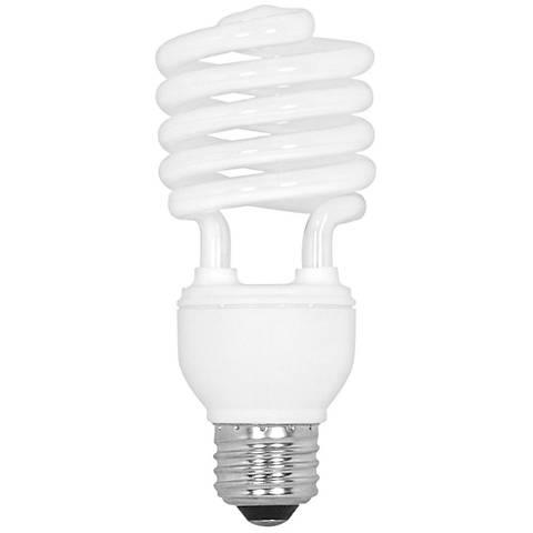 20 Watt CFL Daylight Energy Efficient Light Bulb