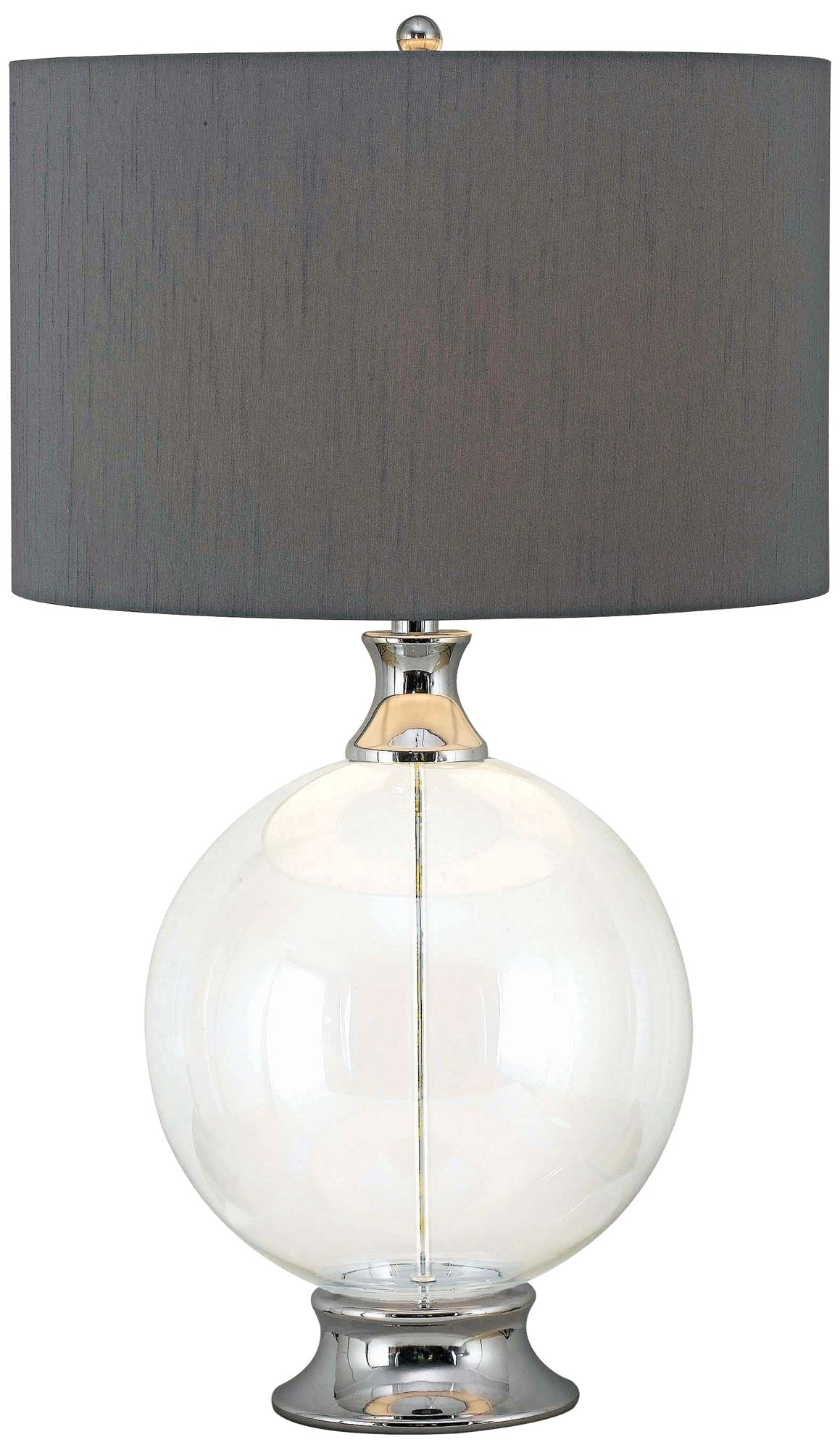 Awesome Kenroy Home Celestial Glass Table Lamp