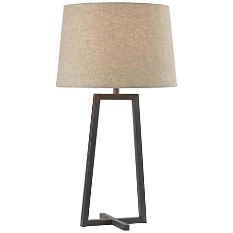 Kenroy home ranger oil rubbed bronze table lamp 23r01 lamps plus kenroy home ranger oil rubbed bronze table lamp mozeypictures Image collections