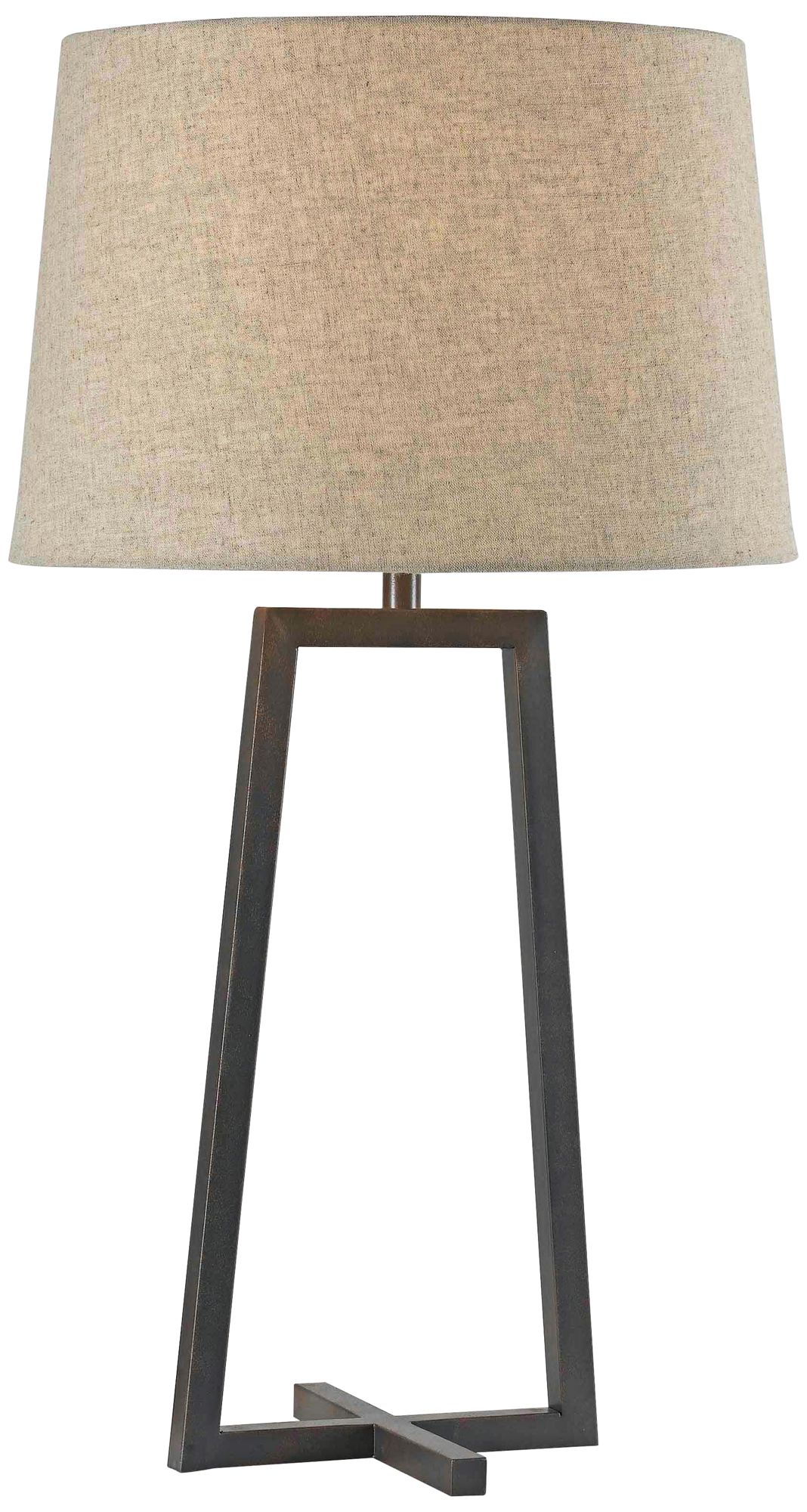 Lovely Kenroy Home Ranger Oil Rubbed Bronze Table Lamp