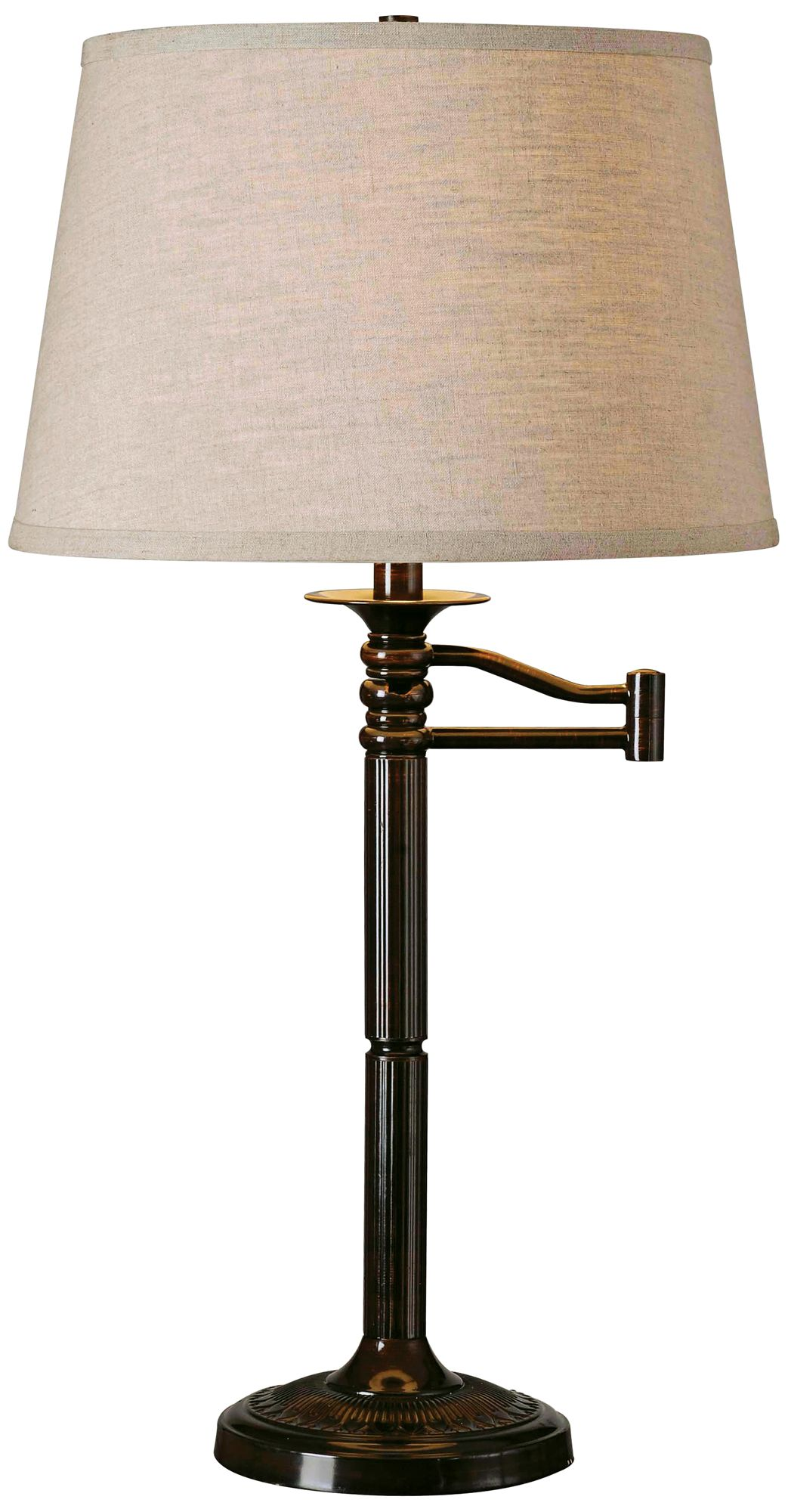 Awesome Kenroy Home Riverside Copper Bronze Table Lamp