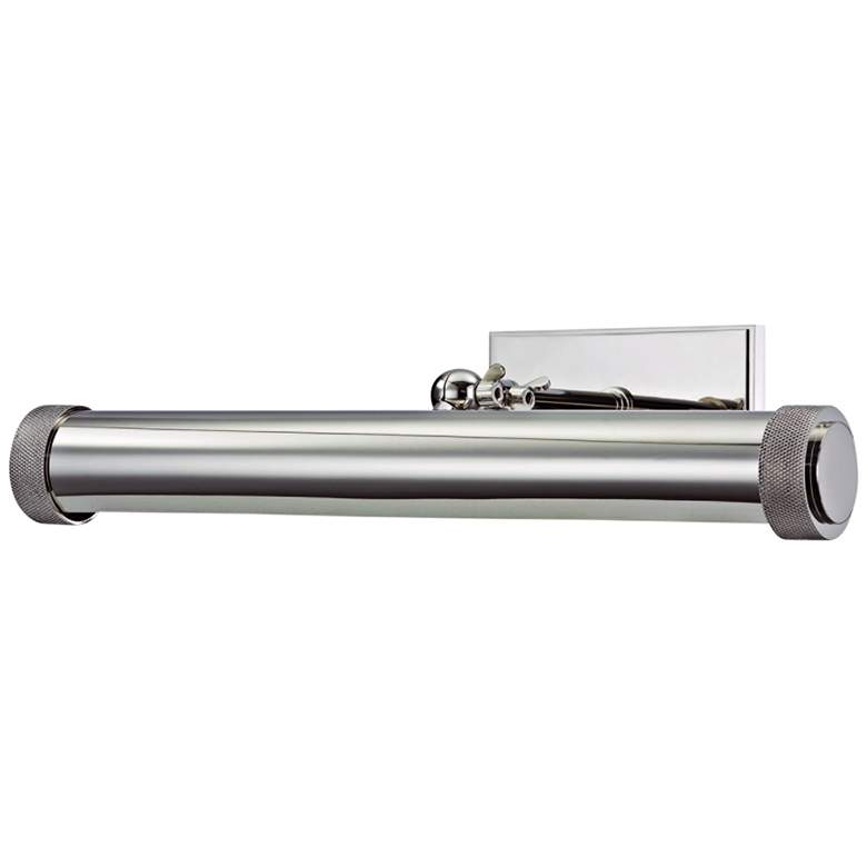 "Ridgewood 16 1/2"" Wide Polished Nickel Picture Light"