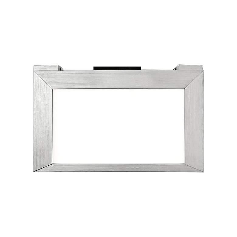 "LINE 2.0 6.94""W Aluminum Edge-lit LED Under Cabinet"