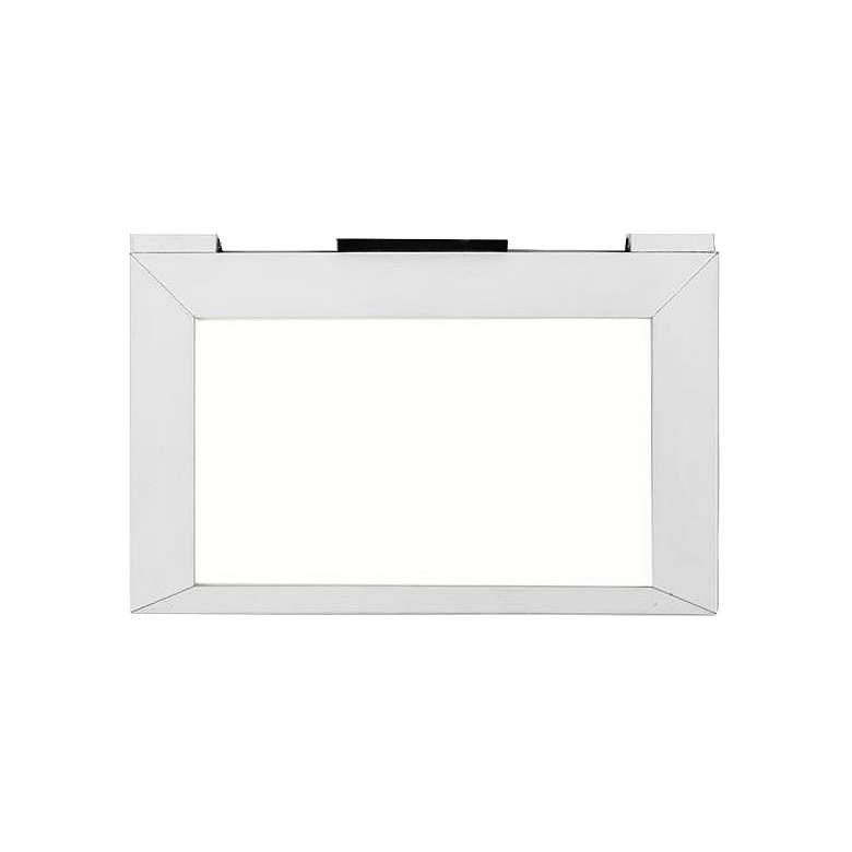 "WAC LINE 2.0 6.94""W White Edge-lit LED Under Cabinet Light"