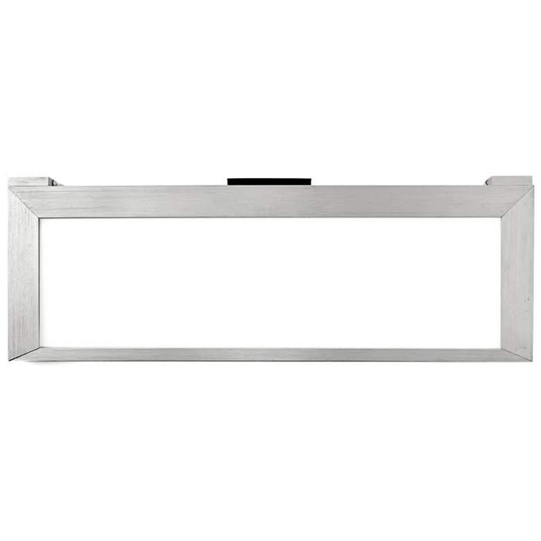 "LINE 2.0 12.75""W Aluminum Edge-lit LED Under Cabinet Light"