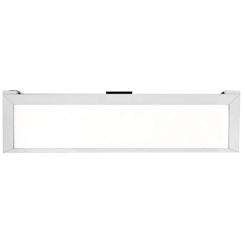"WAC LINE 2.0 18.63""W White Edge LED Under Cabinet Light"