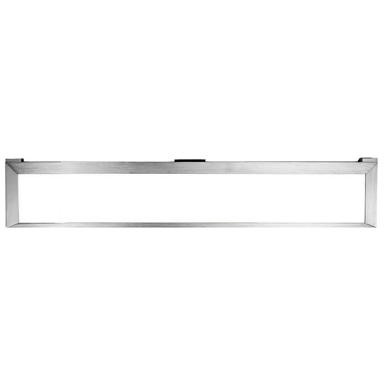 "LINE 2.0 24.36""W Aluminum Edge-lit LED Under Cabinet"