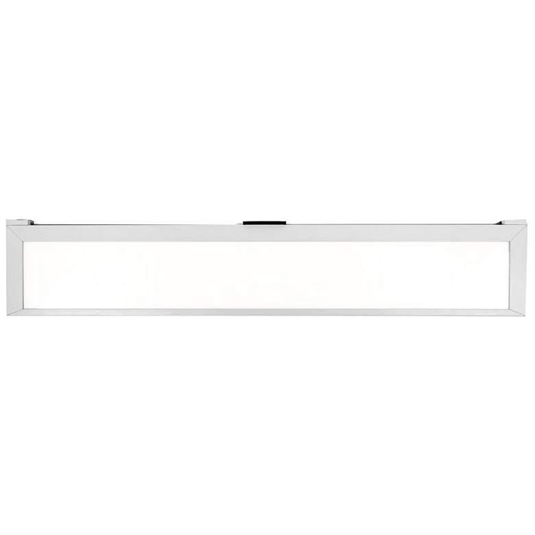 "WAC LINE 2.0 24.36""W White Edge LED Under Cabinet Light"