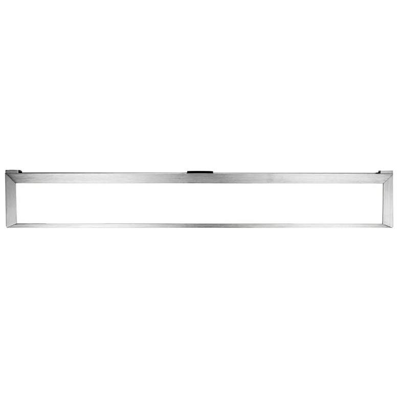 "LINE™ 2.0 30.25""W Aluminum Edge-lit LED Under Cabinet Light"