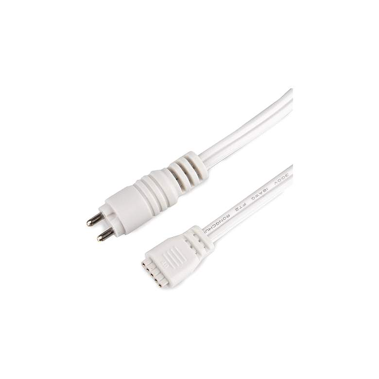 WAC InvisiLED 12-Feet White 24V Additional Lead Wire