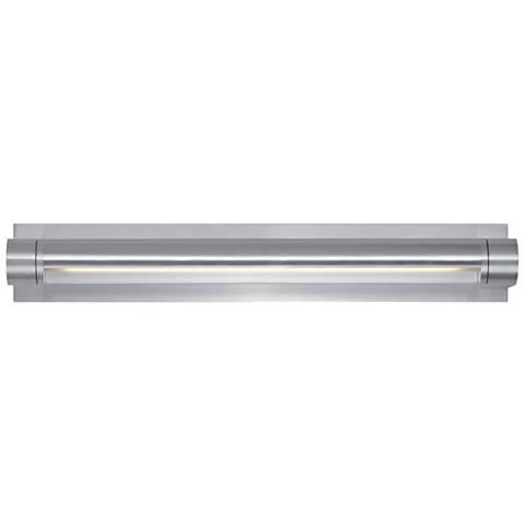 "ET2 Alumilux AL 30"" Wide Satin Aluminum LED Bath Light"