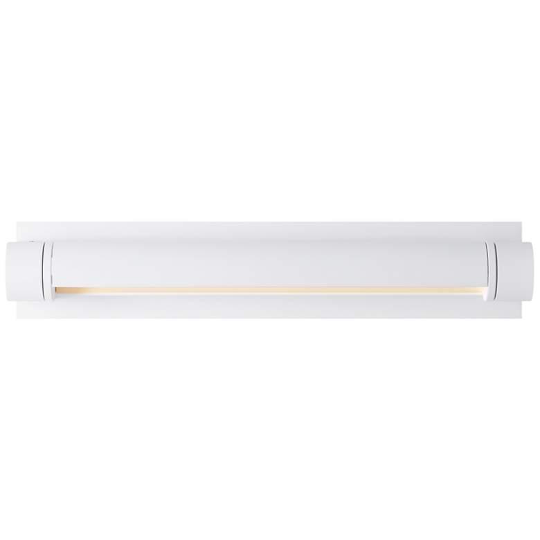 """ET2 Alumilux AL 24"""" Wide White LED Bath Light"""