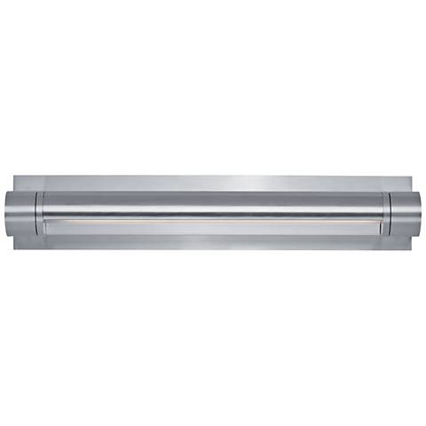 "ET2 Alumilux AL 24"" Wide Satin Aluminum LED Bath Light"