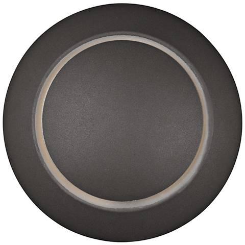 "ET2 Alumilux AL 6 1/4"" High Bronze LED Outdoor Wall Light"