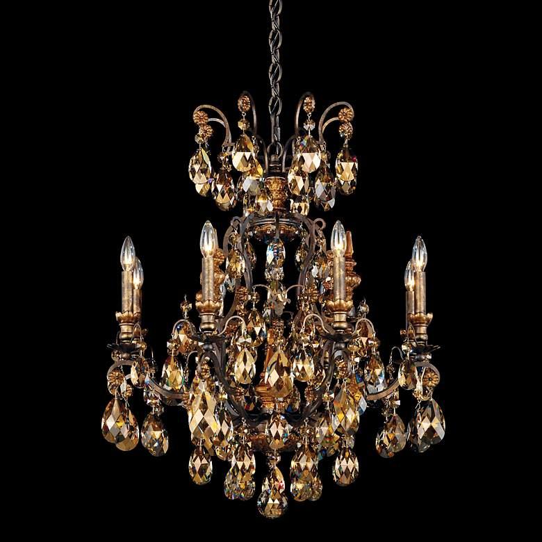Schonbek Renaissance Collection 26 1 2 Crystal Chandelier