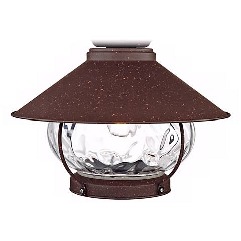 Outdoor Rust Tropical Light Kit 24860 Lamps Plus