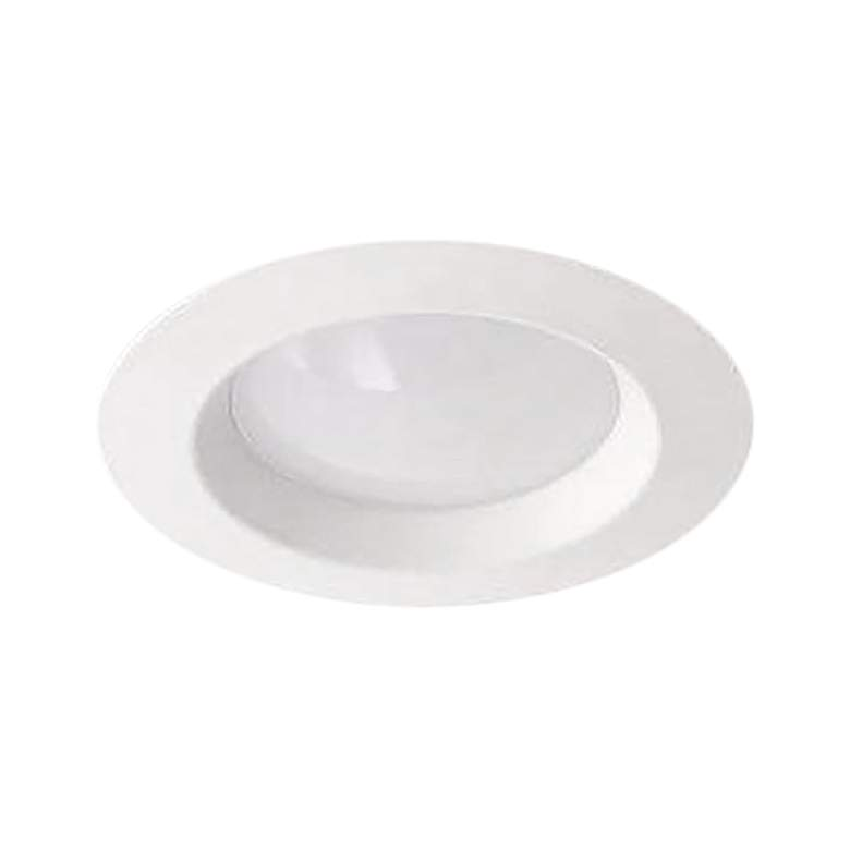"""50 Watt Equivalent 3"""" White LED Remodel Recessed Trim"""