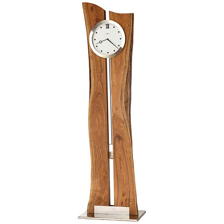 "Howard Miller Otto Rustic 82 1/2"" High Floor Clock"