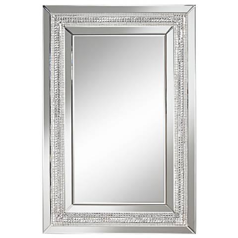 "Victoria 23 1/2"" x 35 1/2"" Rectangular Wall Mirror"