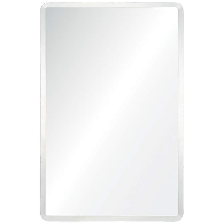 "Danske Glass 24"" x 36"" Rectangular Wall Mirror"