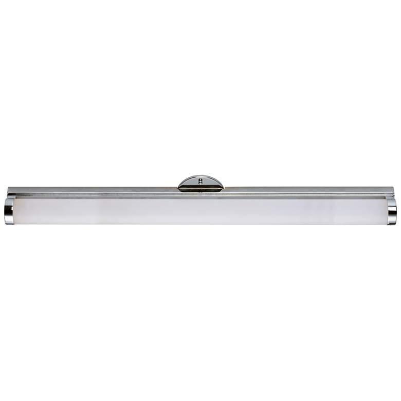 "Maxim Polar 36"" Wide Polished Chrome LED Bath Light"