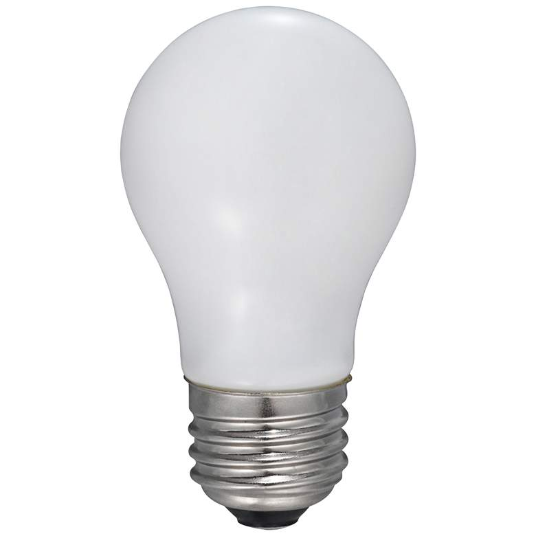 40W Equivalent Frosted 4W LED Dimmable Standard A15
