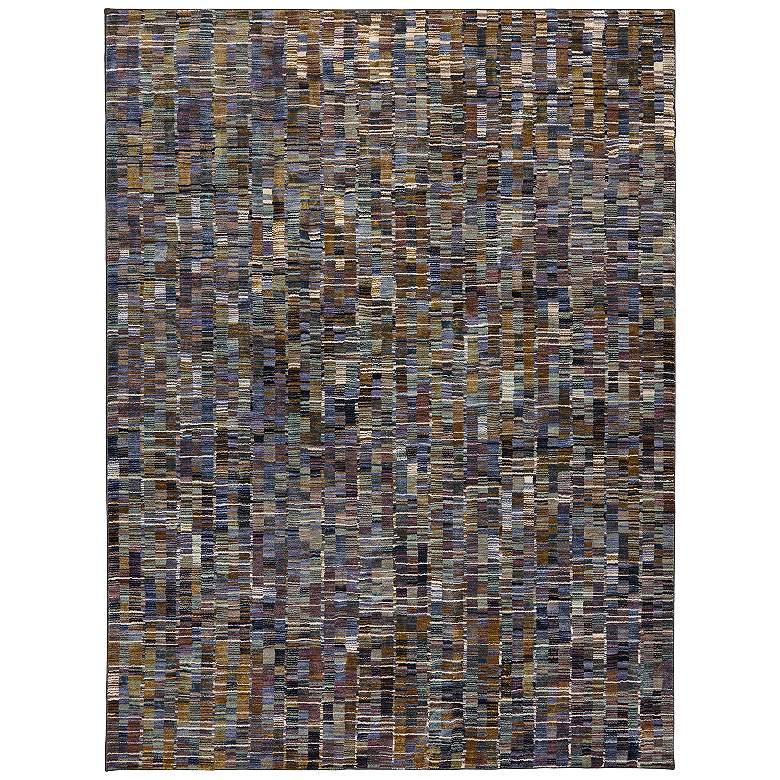"""Enigma 90971 5'3""""x7'10"""" Paradox Multi-Color Area Rug"""