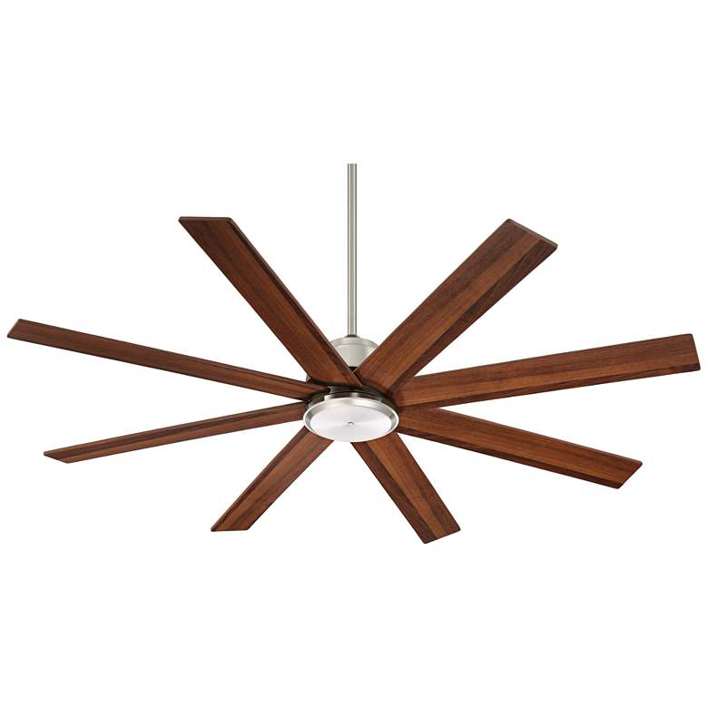 "60"" The Strand Brushed Nickel Ceiling Fan"