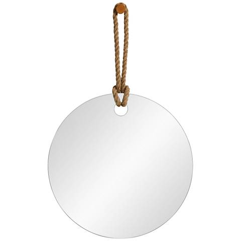 """Pelmet Glass 32"""" x 51"""" Wall Mirror"""