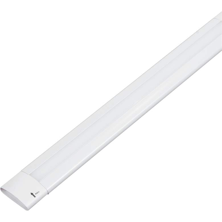 "GM Lihgting 16"" Wide White LED Under Cabinet Light"