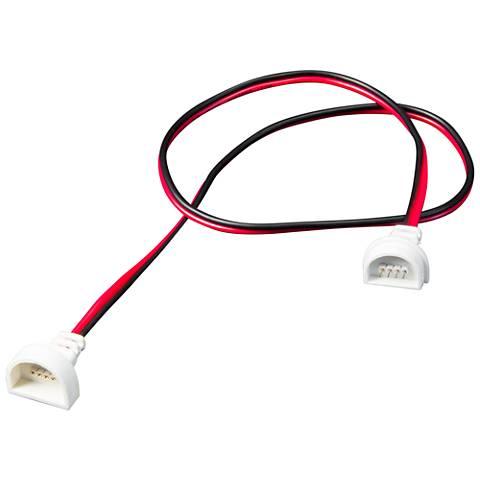 """SlimEdge™ Lobos 24"""" White Lightbar to Lightbar Connector"""