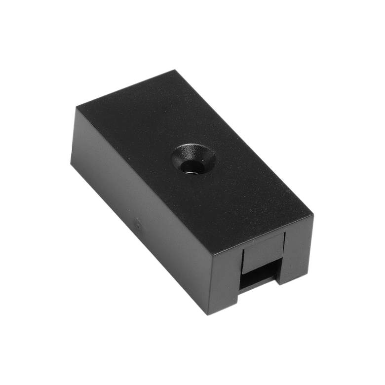 "GM Lighting 2"" Wide Black Splice Box"