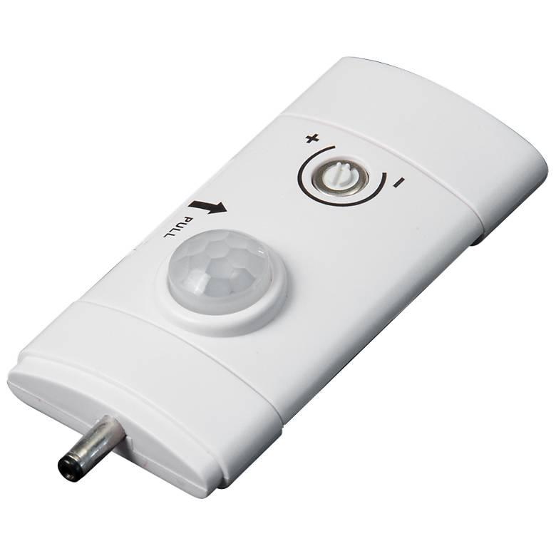 White Rigid inline Occupancy Sensor